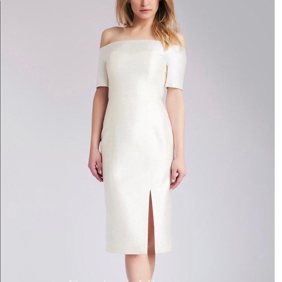 Dorris Wedding Dresses | White Linen Wedding Dress | Poshmark